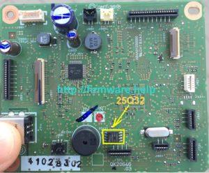 MG5540 nainboard 1